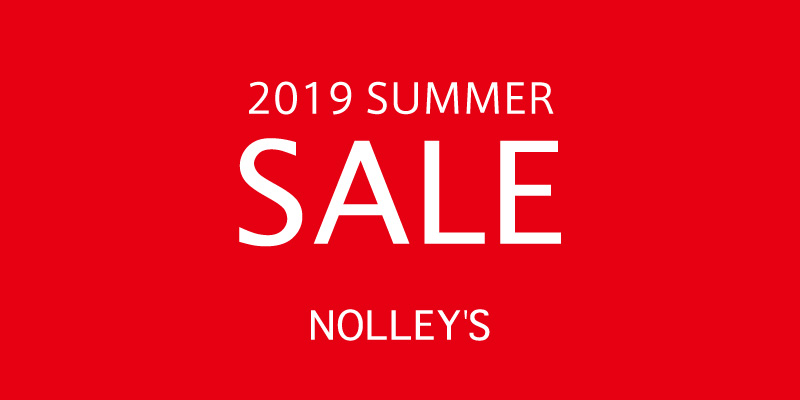 2019 NOLLEY'S SUMMER SALE|NOLLEY'S CO.,LTD. [ノーリーズ コーポレートサイト]