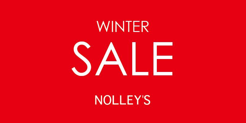 NOLLEY'S WINTER SALEのお知らせ|NOLLEY'S CO.,LTD. [ノーリーズ コーポレートサイト]